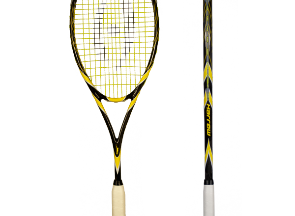 Harrow Sports Squash Racket Jonathan Power Spark