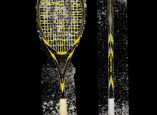 Harrow Sports Squash Racket Jonathan Power Spark