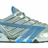 HI-TEC B700 4SYS Badminton Grau Blau