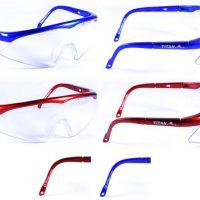 Titan Squash Brille Junioren