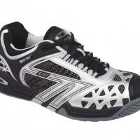 HI-TEC S7071 4SYS Squash schwarz silber