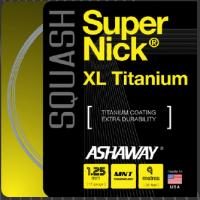 Ashaway Squash Saite Super Nick XL Titanium