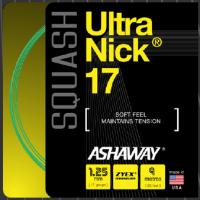 Ashaway Squash Saite Ultra Nick 17