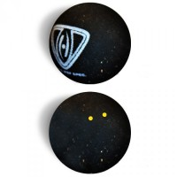 Harrow Sports Squash Ball Doppelgelb
