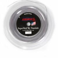 Ashaway Squash Saite Supernick xl titanium Rolle