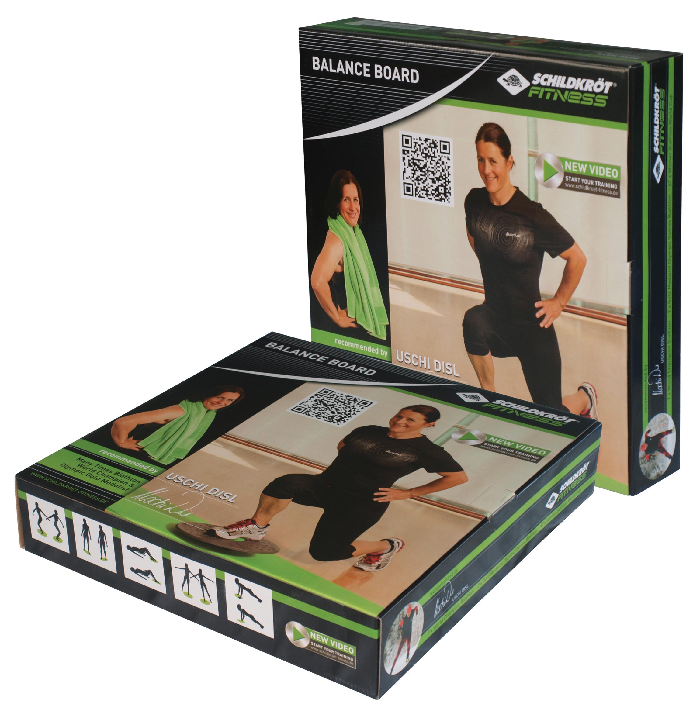 schildkr t fitness balance board fitnesskreisel neu. Black Bedroom Furniture Sets. Home Design Ideas