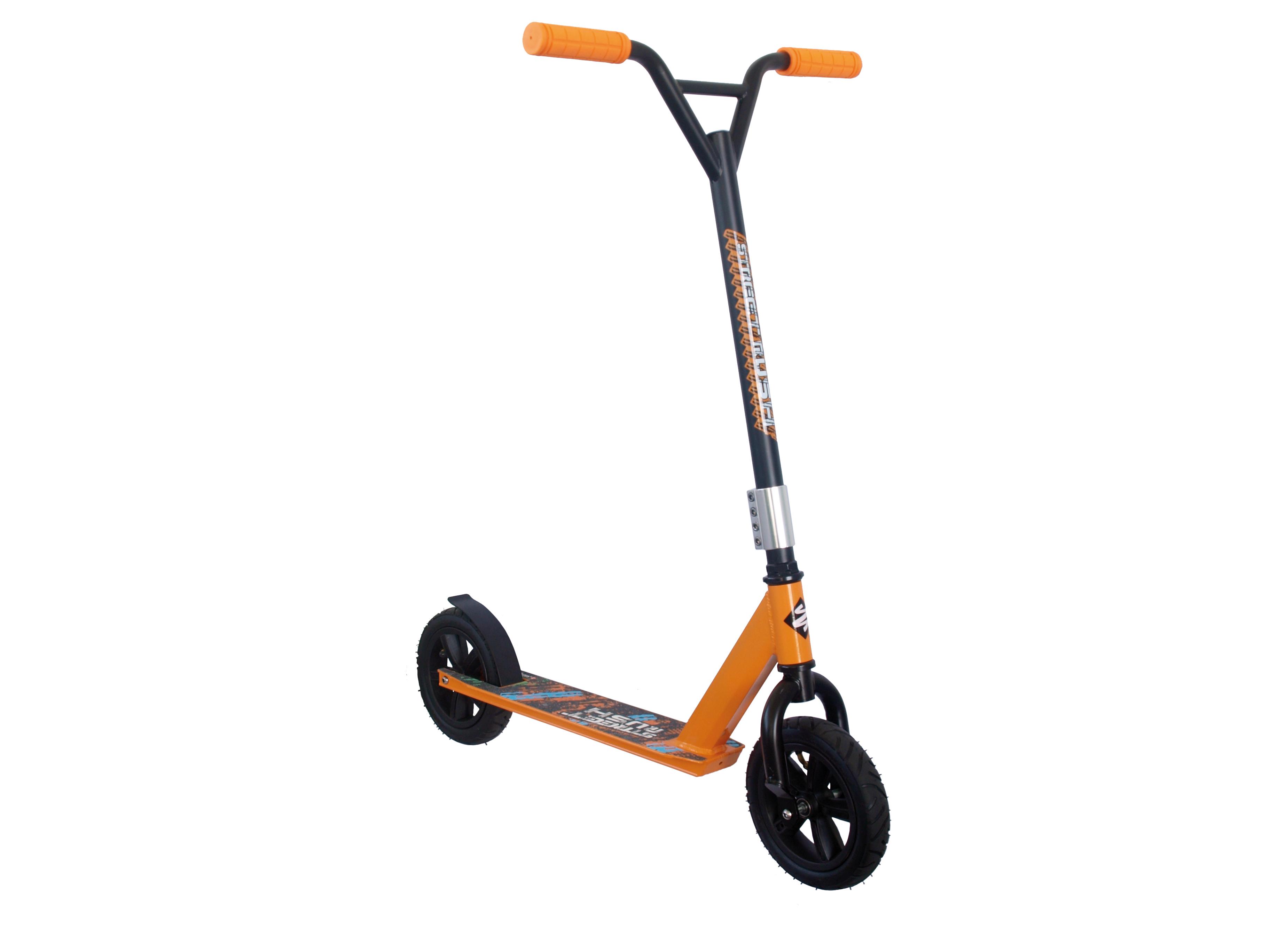 Street Rush Dirt Scooter mit Luftbereifung