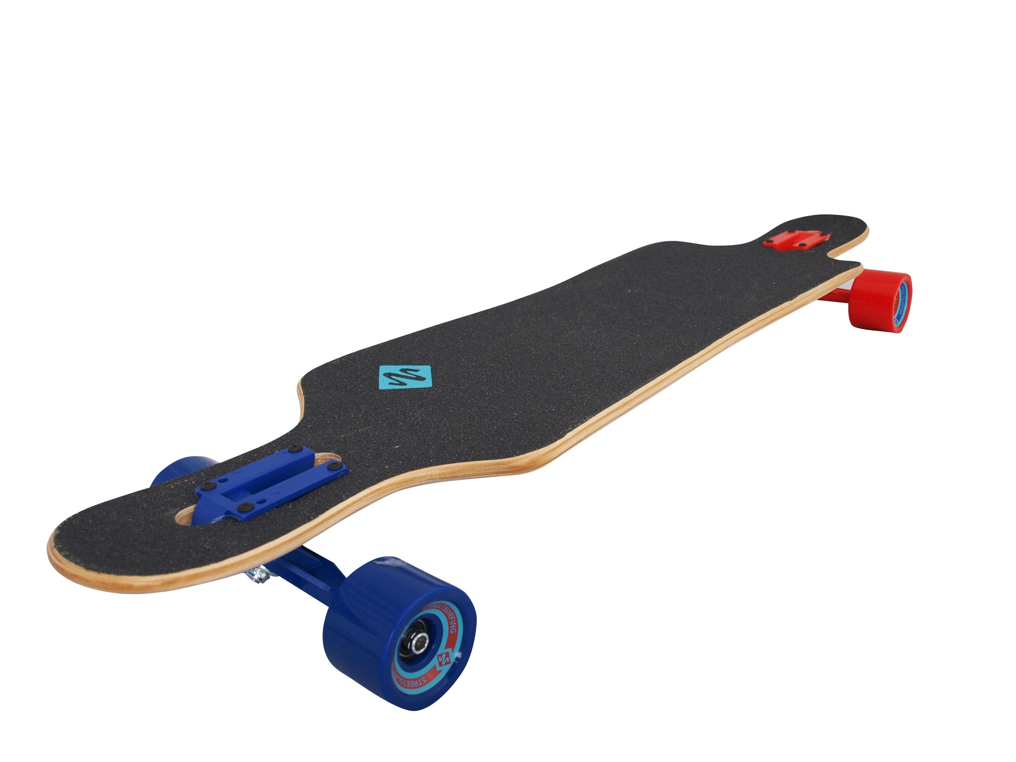 Longboard Freeride39 DropTrough Curve Higher Faster